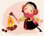 Koreanische Wintergerichte