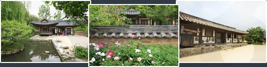 Casa del aristocrata Choi (Choechampandaek)