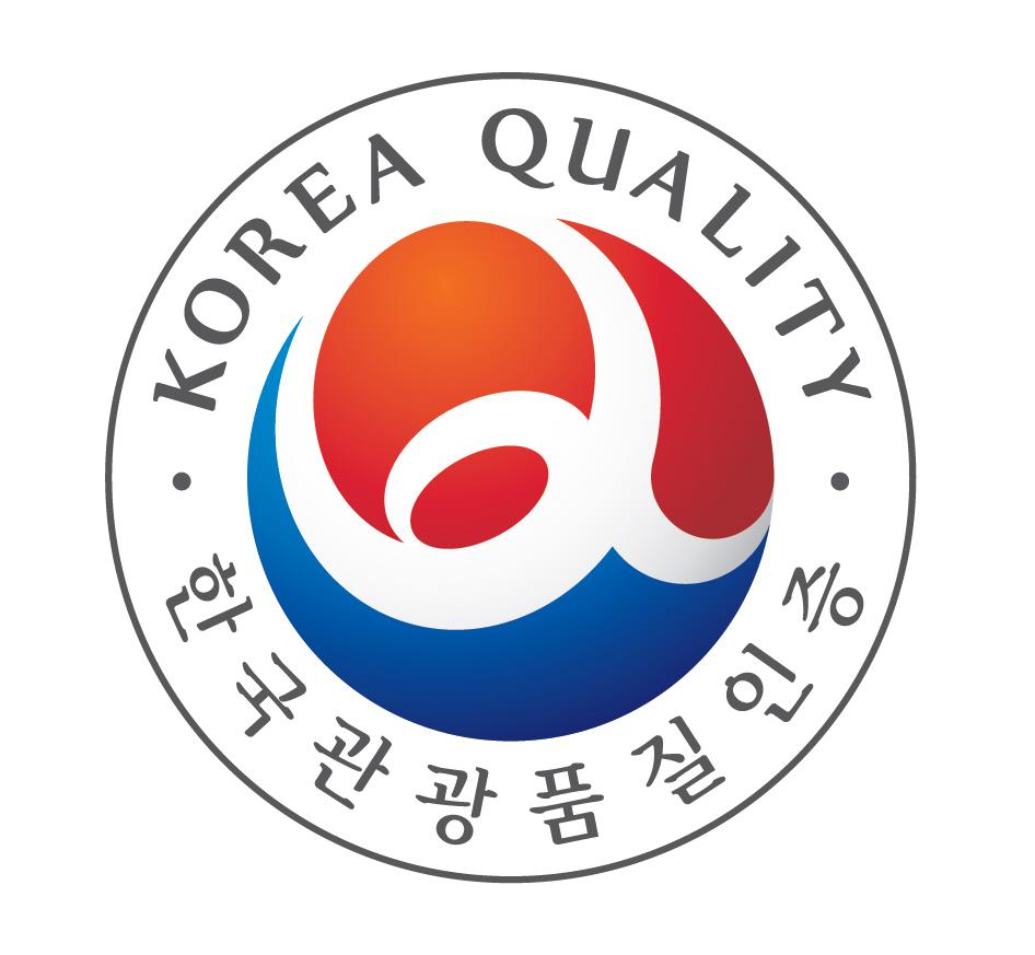 Korea Quality 한국관광품질인증 마크