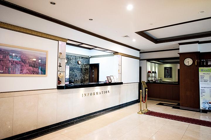 1층 로비 고객안내센터