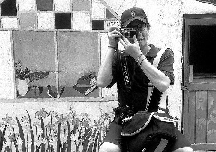 사진하는 사람 탁기형