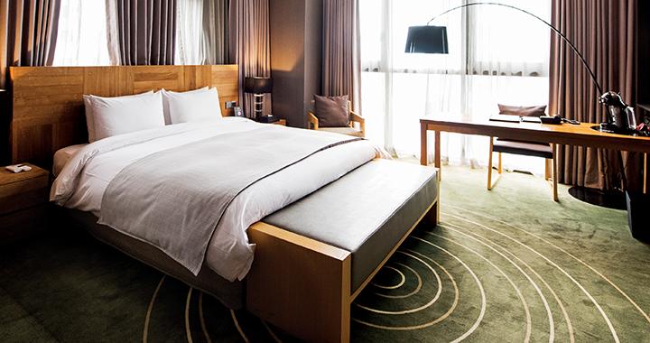 호텔 객실 내부2