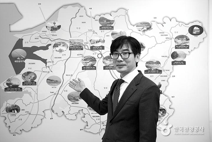 김인태 전라북도 문화체육관광국장