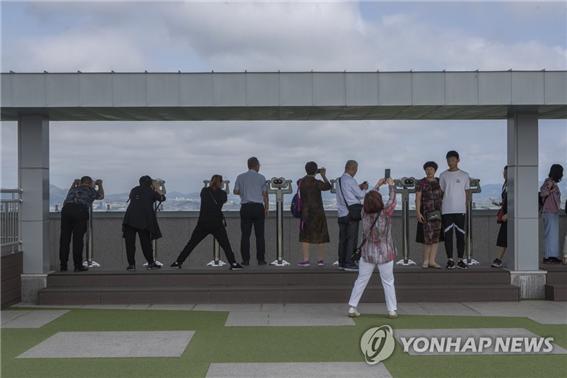 경기도 파주 비무장지대(DMZ) 평화관광