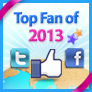 Top Fan of 2013
