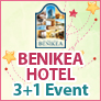 BENIKEA Accommodation 3+1 Event