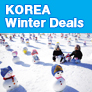 KOREA Winter Deals
