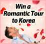 Win a Romantic Tour to Korea