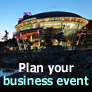 Plan your business event