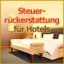 Steuerruckerstattung fur Hotelaufenthalte