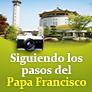 Siguiendo los pasos del Papa Francisco