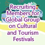 Be part of the Global Group to promote festivals
