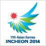 17th Asian Games Incheon 2014