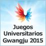 Juegos Universitarios Gwangju 2015