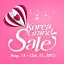 2015 Korea Grand Sale
