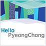 Hello Pyeongchang!