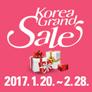 Korea grand Sale