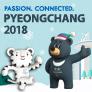 Зимние Олимпийские игры в Пхёнчхане 2018