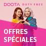 Offre spéciale Doota Duty  Free