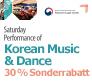 Saturday Performance of Korean Music & Dance