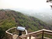 서울성곽길 가을/겨울 트레킹 - 인왕산 코스 전경