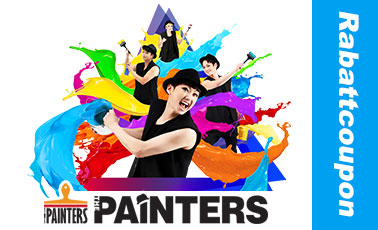 Rabattcoupon The Painters