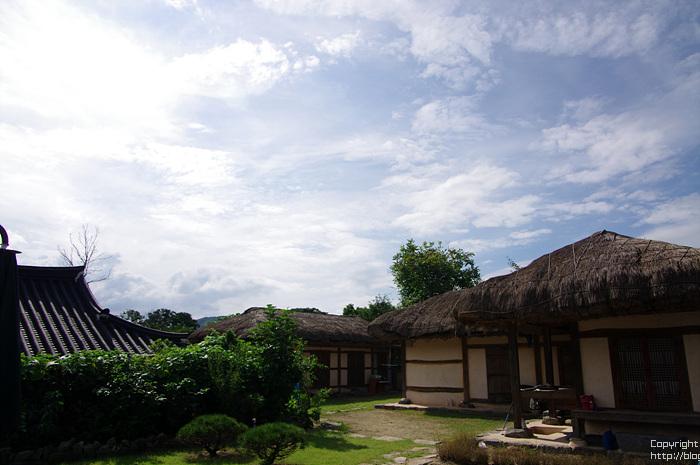 [한옥서포터즈 3기] 고택과 돌담길의 외암민속마을
