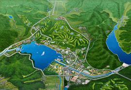 Gyeongju, Bomun Lake Resort