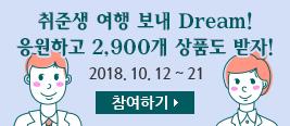 취준생의 여행사용 설명서. 기간: 2018.10.12 ~ 2018.10.21