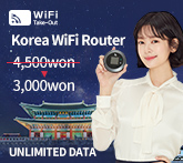 Korea WiFi Router