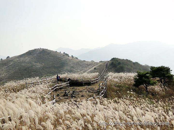 드래곤포토님이 추천하신 강원 정선 민둥산