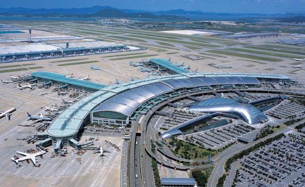 Resultado de imagen para aeropuerto incheon korea