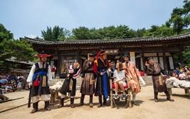 한국민속촌 어린이날 황금연휴 온가족 조선나들이