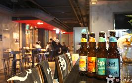 청와대로 간 우리 동네 맥주, '1%의 기적' 강서&달서