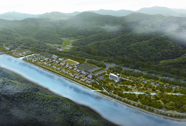 INJE County Yongdae Resort Hotel Development Project