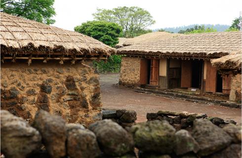 성읍민속마을 사진