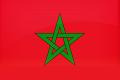 모로코 국기