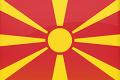마케도니아 국기