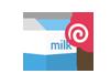 멸균우유, 분유, 이유식, 간식