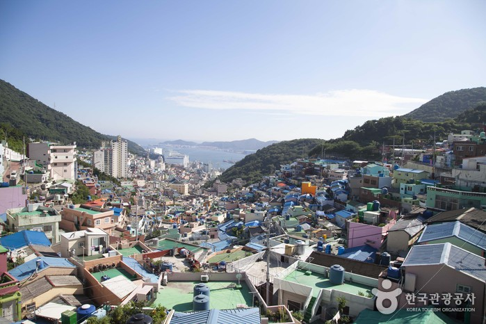Image result for 감천문화마을