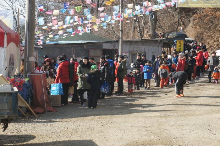 강화도 빙어, 송어 축제 2020