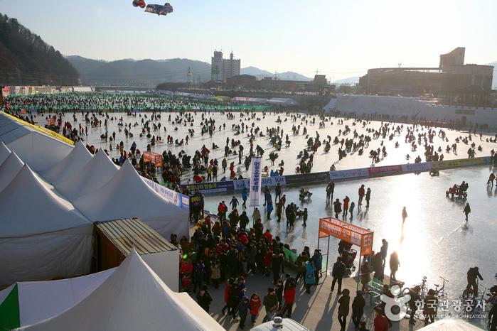 [명예대표축제]얼음나라 화천산천어축제 2020