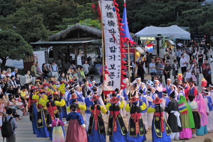 서울무형문화축제 2018