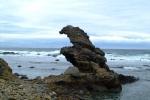 까꾸리개 독수리바위