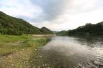 남노일 강변