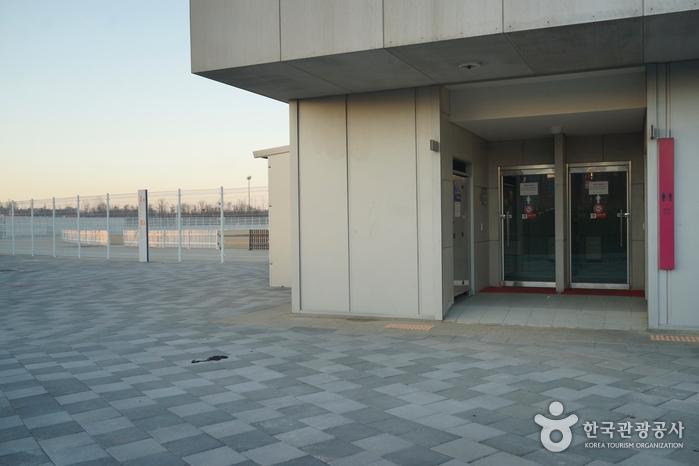 인천아시아드 주경기장 연희크리켓경기장