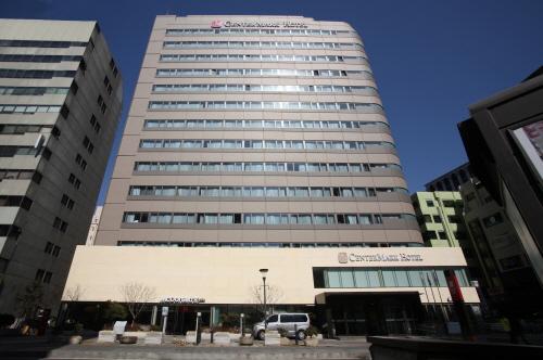 Center Mark Hotel 센터마크호텔
