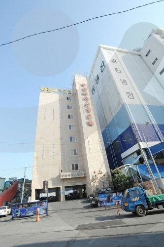 Busan Beach Tourist Hotel 부산비치관광호텔