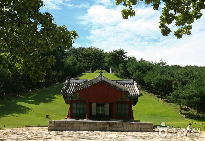 서울 정릉(신덕왕후) [유네스코 세계문화유산]
