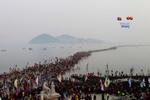 진도 신비의 바닷길 축제 2020